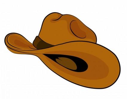 Cowboy Hat Free Vector In Adobe Illustra-Cowboy Hat Free Vector In Adobe Illustrator Ai Ai Encapsulated-13