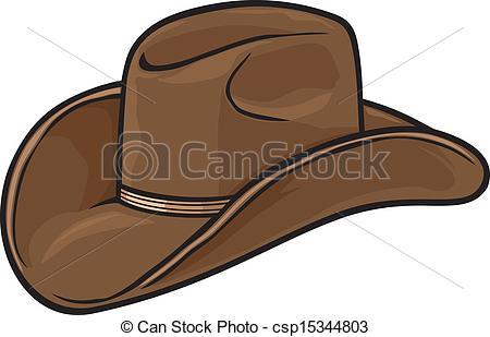 cowboy hat Stock Illustrationby ...