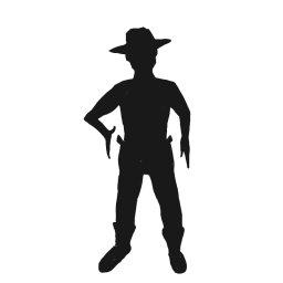 Cowboy Silhouette Clip Art - Cowgirl Silhouette Clip Art