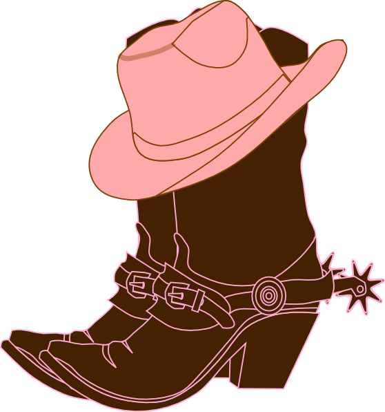 cowgirl clipart - Cowgirl Clip Art