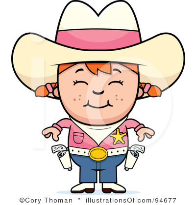 Cowgirl Clipart-cowgirl clipart-10