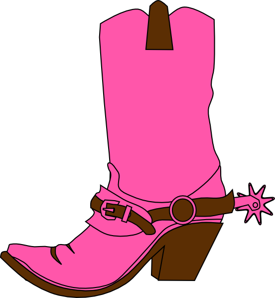 Cowgirl Hat And Boot Clip Art At Clker C-Cowgirl Hat And Boot Clip Art At Clker Com Vector Clip Art Online-17
