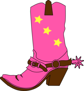 Cowgirl Hat And Boot Clip Art-Cowgirl Hat And Boot Clip Art-12
