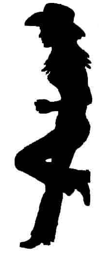 Cowgirl Silhouette - Bing Images u0026middot; Cowgirl Silhouette Clip ArtÁrnyképek ...
