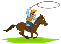 Cowgirl Wearing Boots Dancing Clipart Si-Cowgirl Wearing Boots Dancing Clipart Size: 100 Kb-15