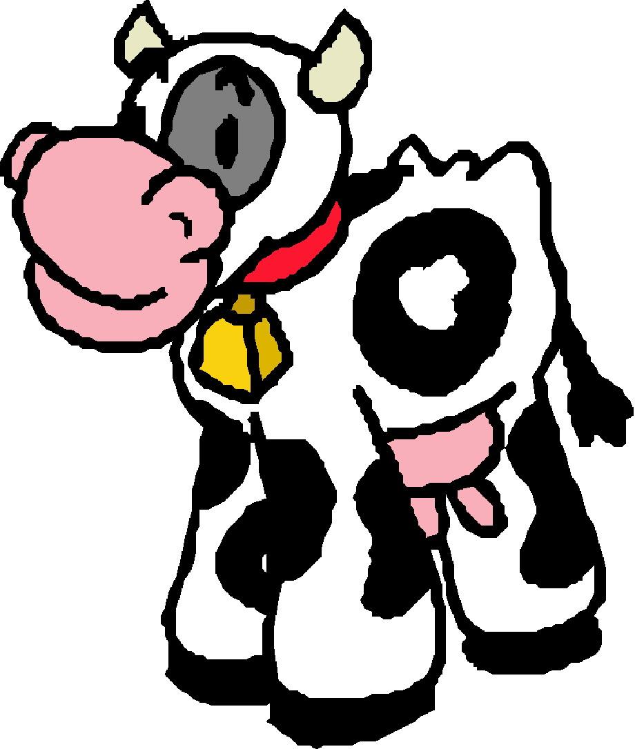 Cows clip art-Cows clip art-11