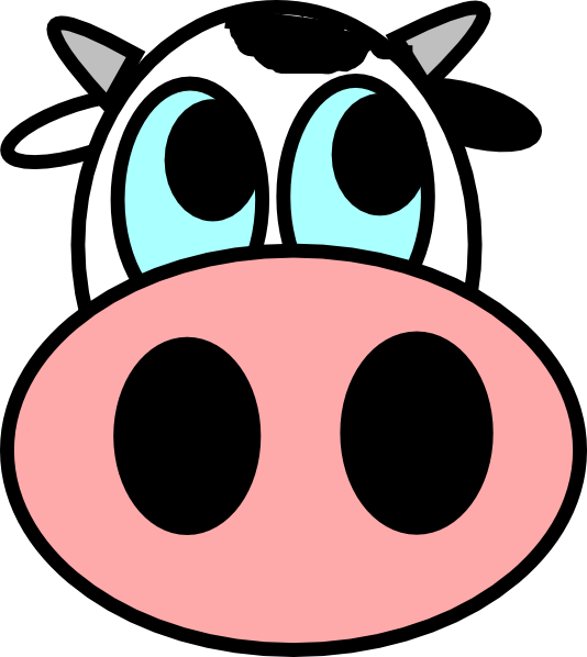 ... Cows head clipart; Cute Cartoon Cow -... Cows head clipart; Cute Cartoon Cow Head Cartoon | Volvoab ...-8