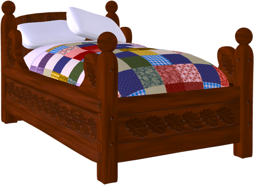 Cozy Bed Clipart-Cozy Bed Clipart-11
