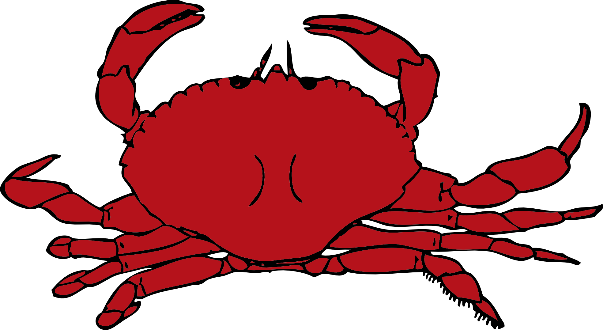 Crab clip art cartoon free clipart image-Crab clip art cartoon free clipart images 3-3