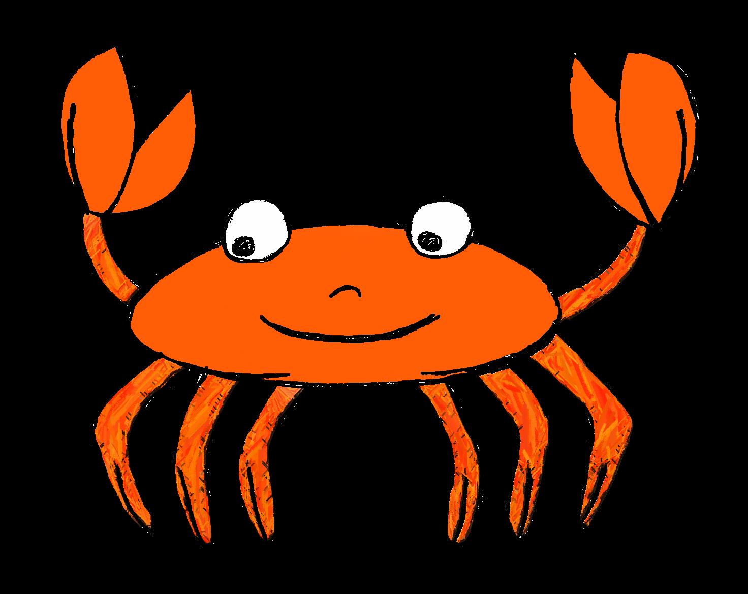 Crab Clipart-Crab Clipart-8