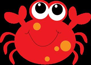 Crabs crab clipart free clip art images -Crabs crab clipart free clip art images clipartwiz 3-11