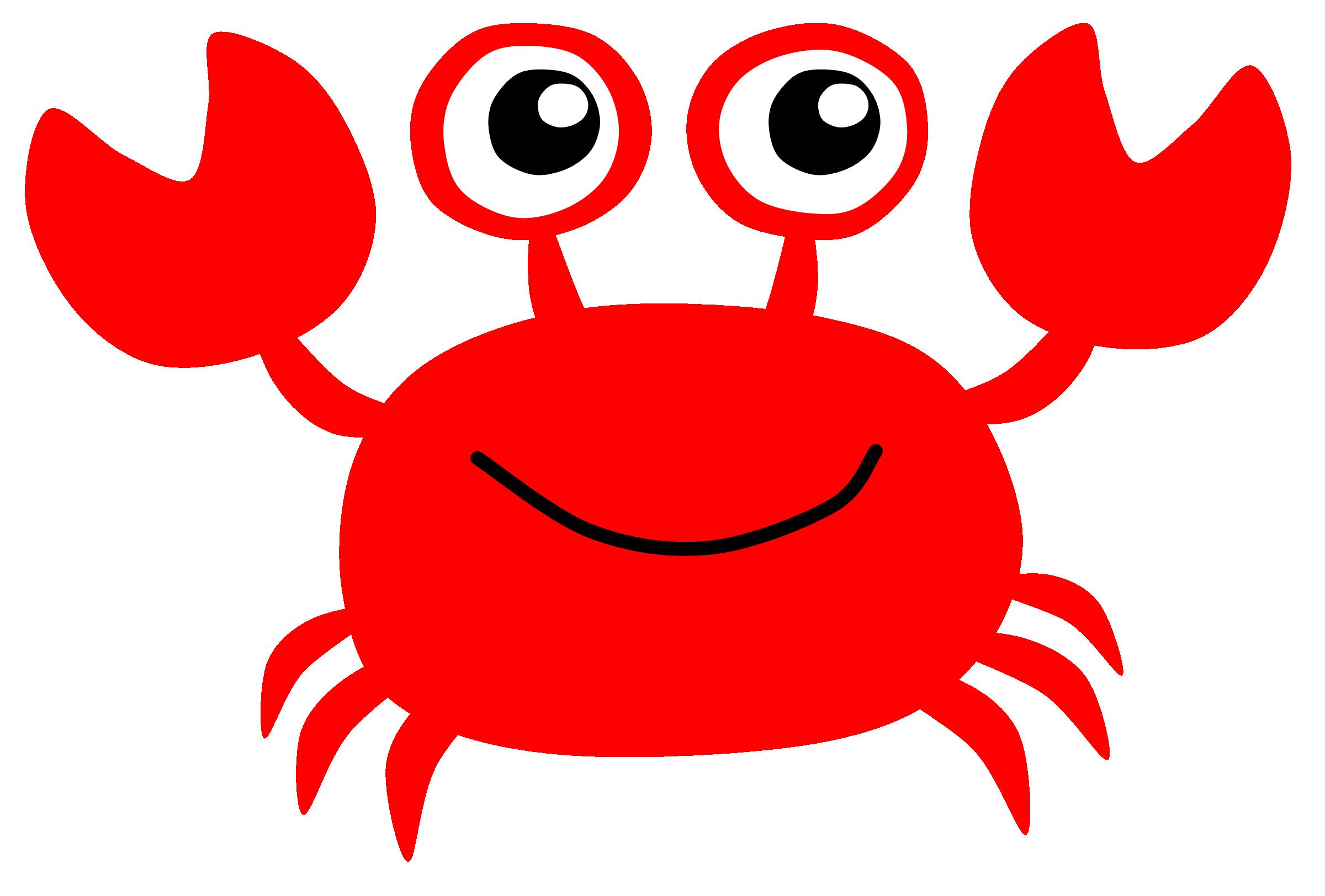 Crabs crab clipart free clip art images -Crabs crab clipart free clip art images clipartwiz-0