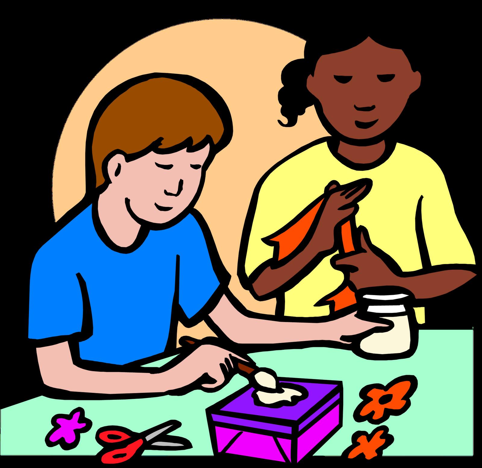 Crafts Clip Art Children Arts And Craft1600 X 1551 584 Kb Png X Jpg