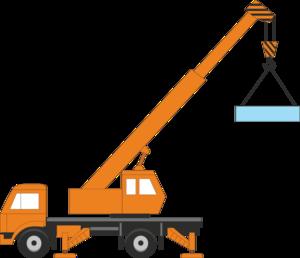 Crane Clip Art