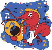 Crawfish Boil Invitation U0026middot; Mu-Crawfish Boil Invitation u0026middot; Musical Mudbug-13
