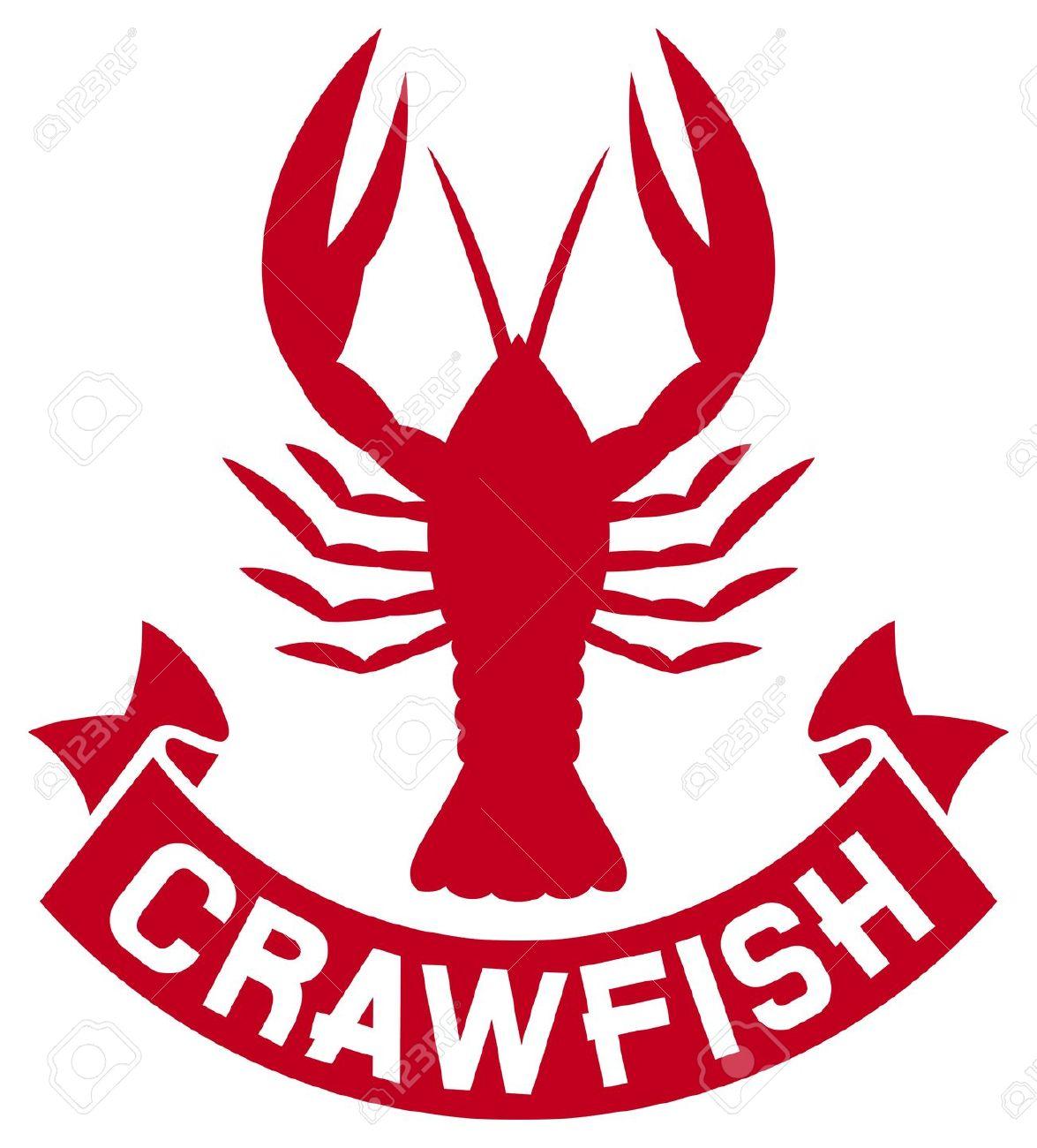 Crawfish: Crawfish Label .-crawfish: crawfish label .-12