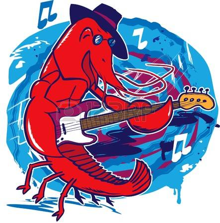 crawfish: Jazz Crawfish