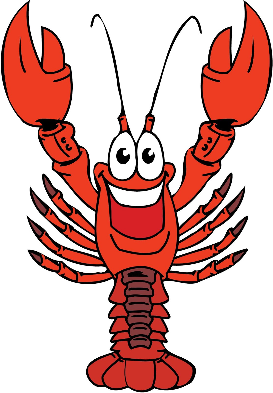 Crawfish / Mud Bugs - Clipart library - Clipart library