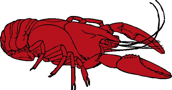Crayfish Clip Art At Clker Com Vector Clip Art Online Royalty Free