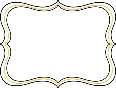 craze clipart - Frame Clipart Free