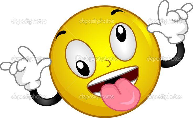 Crazy Face Clip Art Goofy Smiley Stock Photo Lorelyn Medina