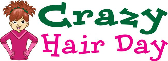 Crazy Hair Day clip art from PTO Today. -Crazy Hair Day clip art from PTO Today. | Clip Art | Pinterest | Crazy hair, Galleries and Hair-8