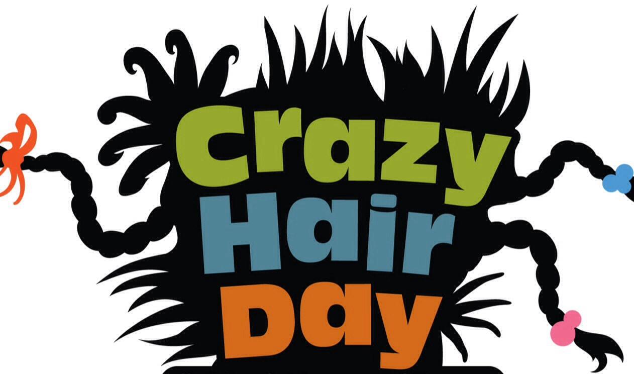 ... Crazy Hair Day Clipart ...-... Crazy Hair Day Clipart ...-3