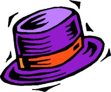 Crazy Hat Day Clip Art .