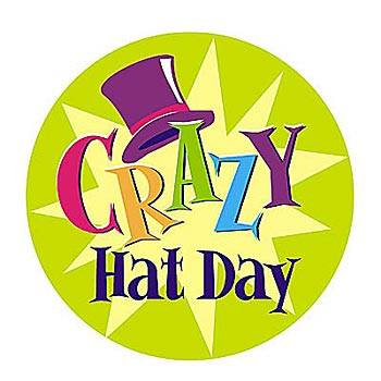 Crazy Hat Day Clip Art Gallery For Crazy Hat Day