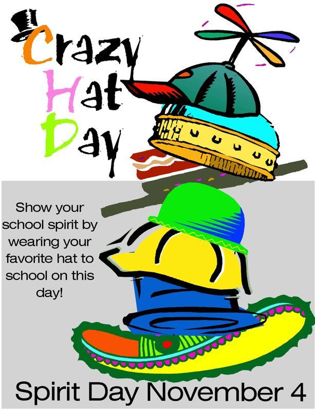 Crazy Hat Clip Art Cliparts C