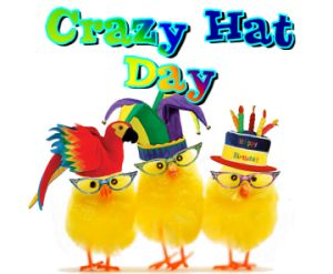 Crazy Hat Clip Art Cliparts C