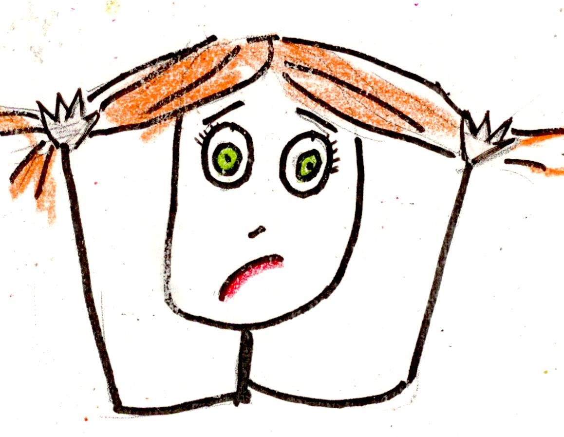 Crazy Woman Face Clipart-Crazy Woman Face Clipart-10