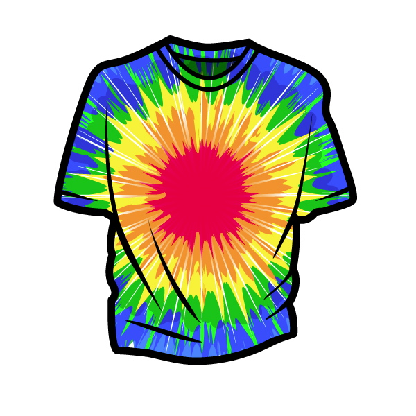 Create Vector Tie Dye Using Illustrator S Distort Effects Envato