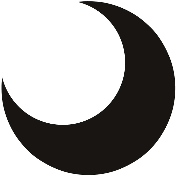 Crescent Moon Clip Art-Crescent Moon Clip Art-8