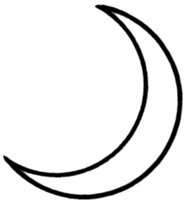 Crescent Moon Clipart Cliparts Co-Crescent Moon Clipart Cliparts Co-12