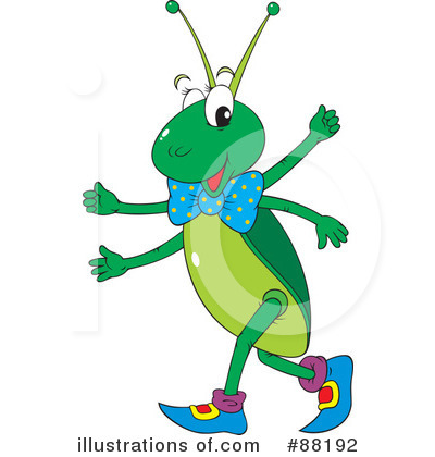 Cricket Insect Clipart Rf Cricket