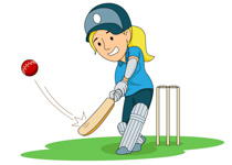 Cricket Umpire Giving Decision Player Is-Cricket Umpire Giving Decision Player Is Out Clipart Size: 84 Kb-16