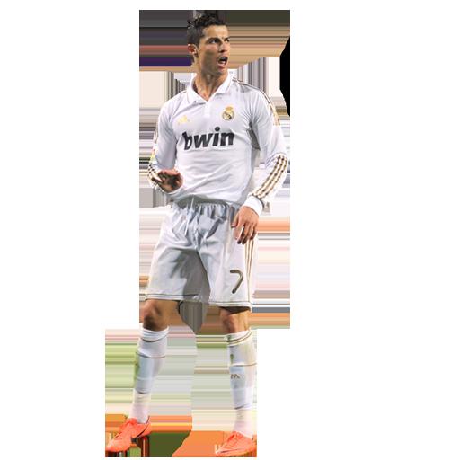 Cristiano Ronaldo Clipart-Clipartlook.co-Cristiano Ronaldo Clipart-Clipartlook.com-512-1