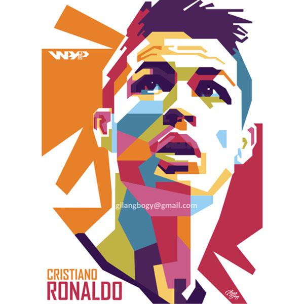 Cristiano Ronaldo Clipart-Clipartlook.co-Cristiano Ronaldo Clipart-Clipartlook.com-600-2