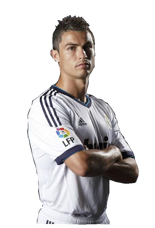 Cristiano Ronaldo Clipart PNG Image