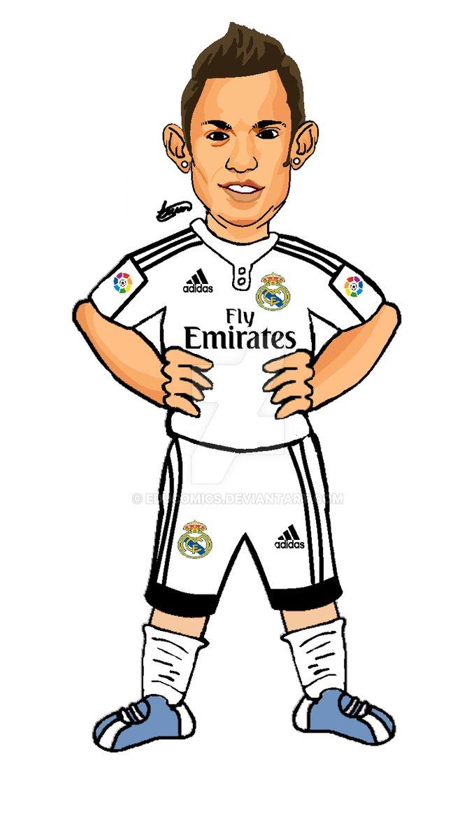 Cristiano Ronaldo CR7 by EduComics ClipartLook.com