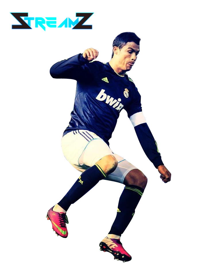 Cristiano Ronaldo Render by StreamZ96 ClipartLook.com