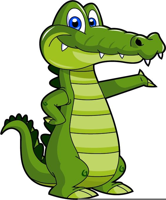 Crocodile 0 images about gators on alligators clip art and