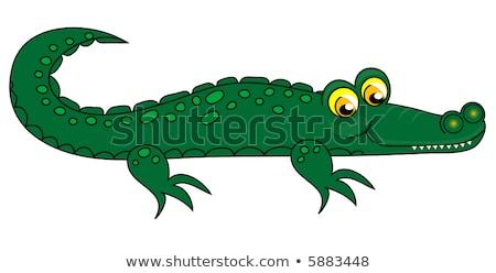 Crocodile Clip-art.-Crocodile clip-art.-6