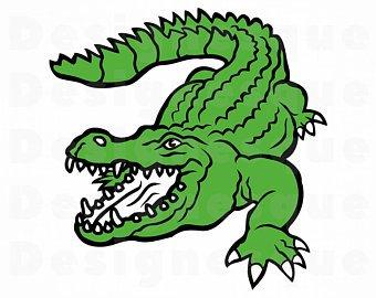Crocodile SVG, Alligator Svg, Crocodile -Crocodile SVG, Alligator Svg, Crocodile Clipart, Crocodile Files for  Cricut, Crocodile Cut Files For Silhouette, Crocodile Dxf, Png, Eps Svg-11