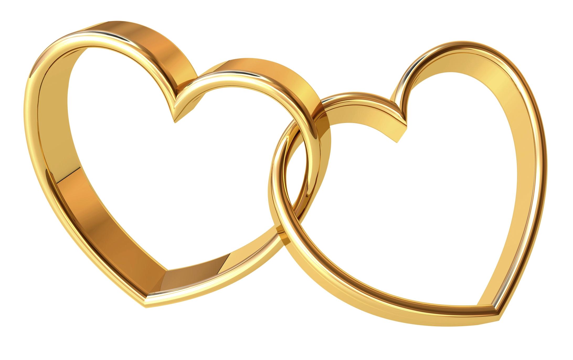 Cross And Wedding Rings .-Cross and wedding rings .-0