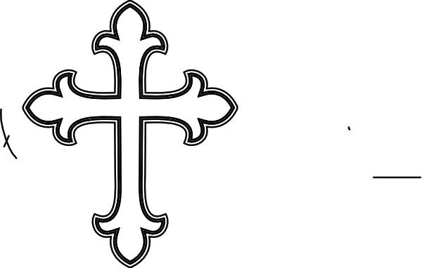 Cross black and white cross clipart blac-Cross black and white cross clipart black and white free 2-13