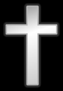 Cross Christian 001 Clip Art