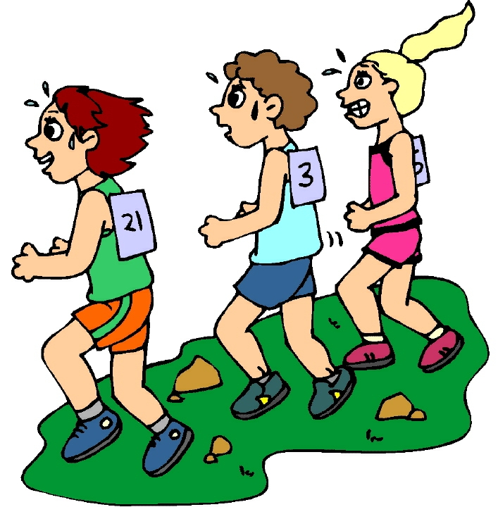 Cross Country Clipart 6-Cross country clipart 6-9