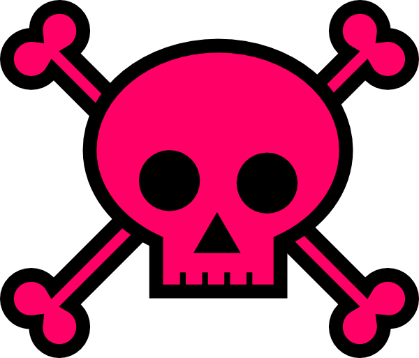 Crossbones Pictures Clipart Best-Crossbones Pictures Clipart Best-11